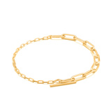Immagine diAnia Haie Chain Reaction Bracelet AH B021 02G (Size: 20 cm)