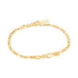 Immagine diAnia Haie Chain Reaction Bracelet AH B021 03G (Size: 20 cm)