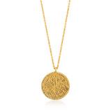 Bilde avAnia Haie Coins Necklace AH N009 04G (Size: 45cm)