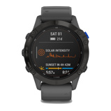 Imagine dinGarmin fenix 6S Pro Solar Chrono Smartwatch 010 02410 11