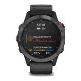 Imagine dinGarmin fenix 6S Pro Solar Chrono Smartwatch 010 02410 15