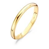 Abbildung vonBlush 14 Karaat Gouden Ring 1117YGO/52 (Maat: 52)