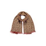 Abbildung vonBarts Chrysant Light Brown Sjaal 4474009