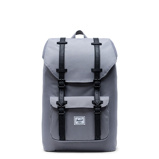 Imagen deMochila Herschel Little America Mid Volume (Color básico: 2998 Grey / Black)
