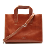 Afbeelding vanMYOMY My Paper Bag Hunter Waxy Cognac Crossbody MOM10676034