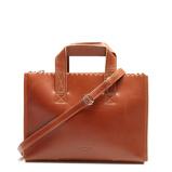 Afbeelding vanMYOMY My Paper Bag Hunter Waxy Cognac Crossbody MOM10766034
