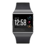 Afbeelding vanFitbit Ionic Charcoal & Smoke Gray slimme horloge