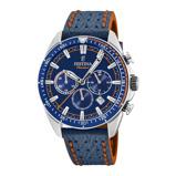 Afbeelding vanFestina F20377/2 herenhorloge blauw edelstaal