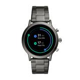 Afbeelding vanFossil smartwatch Gen 5 FTW4024 Carlyle herenhorloge horloge Grijs