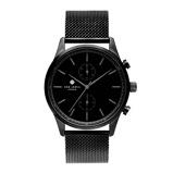 Afbeelding vanSem Lewis Metropolitan Northwick Park chronograaf herenhorloge zwart/zwart