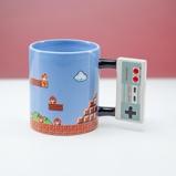 Afbeelding vanNintendo NES Controller Shaped Mug
