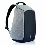 Afbeelding vanXD Design Bobby Anti diefstal Rugzak grey Laptoptas backpack