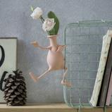 Afbeelding vanPeleg Design flexibel vaasje Florino Roze