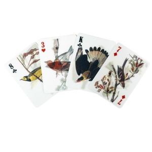 Afbeelding van 3D speelkaarten Vogels van Kikkerland