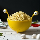 Afbeelding vanOTOTO Spaghettimonster Vergiet Geel
