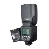 Afbeelding vanGodox Speedlite V860II Canon Kit flitser