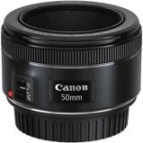 Afbeelding vanCanon EF 50mm f/1.8 STM cameralens