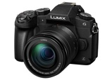 Afbeelding vanPanasonic LUMIX DMC G80 zwart + 12 60mm ASPH Power OIS