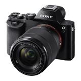Afbeelding vanSony Alpha A7 + 28 70mm OSS systeemcamera