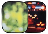 Afbeelding vanLastolite Collapsible Out Of Focus City Lights/Summer 120x150cm