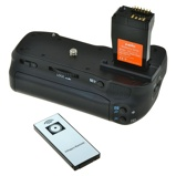 Afbeelding vanJupio Batterygrip for Canon 750D/760D/IX8/T6S/T6I
