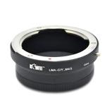 Afbeelding vanKiwi Photo Lens Mount Adapter (LMA C/Y_M4/3)