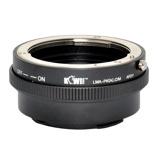 Afbeelding vanKiwi Lens Mount Adapter (Pentax K(A) naar Canon M)