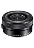 Afbeelding vanSony SEL 16 50mm F/3.5 5.6 OSS zwart voor NEX ** (SELP1650.AE)