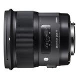 Afbeelding vanSigma 24mm f/1.4 DG HSM Art Canon EF mount objectief