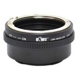 Afbeelding vanKiwi Lens Mount Adapter (Nikon G naar Canon M)