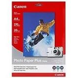 Afbeelding vanCanon PP 201 Glossy Plus Fotopapier 20 Vellen A4 papier