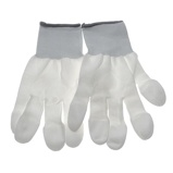 Afbeelding vanVSGO Anti static Cleaning Gloves Wit DDG 1
