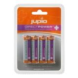 Afbeelding vanJupio Direct Power Plus AA batterijen Ni MH 4 stuks (2500 mAh)