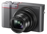 Afbeelding vanPanasonic Lumix DMC TZ100 EG S compact camera zilver
