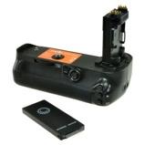 Afbeelding vanJupio battery grip voor Canon 5D Mark IV (BG E20)