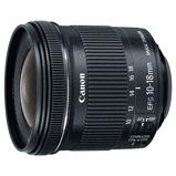 Afbeelding vanCanon EF S 10 18mm f/4.5 5.6 IS STM cameralens