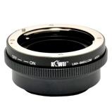 Afbeelding vanKiwi Lens Mount Adapter (Sony Alpha naar Canon M)