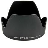 Afbeelding vanCanon EW 83J zonnekap voor de EF S 17 55mm F/2.8