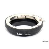 Afbeelding vanKiwi Photo Lens Mount Adapter (Leica M naar Nikon 1)