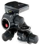 Afbeelding vanManfrotto 410 Junior Geared Head Zwart tripod