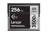 Afbeelding vanLexar CFAST Pro 256GB 3500x Speed CF Kaart