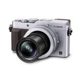 Afbeelding vanPanasonic Lumix DMC LX100 compact camera Zilver