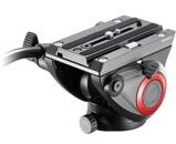 Afbeelding vanManfrotto MVH500AH Pro Fluid Video Head Flat Base