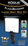 Afbeelding vanRogue Large Softbox Kit (Flashbender+Diffusion Panel)