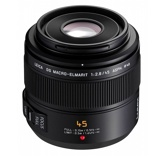 Afbeelding vanPanasonic Leica DG Macro Elmarit 45mm f/2.8 MEGA OIS MFT mount objectief