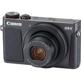 Afbeelding vanCanon Powershot G9 X Mark II compact camera Zwart