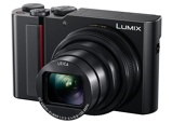 Afbeelding vanPanasonic Lumix DC TZ200 compact camera Zwart