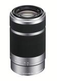 Afbeelding vanSony E 55 210mm f/4.5 6.3 OSS objectief Zilver (SEL55210.AE)