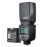 Afbeelding vanGodox Speedlite V860II Fujifilm Kit flitser