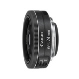 Afbeelding vanCanon EF S 24mm f/2.8 STM cameralens